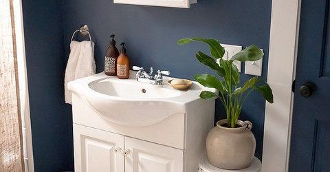 Blue Bathroom Paint Colors