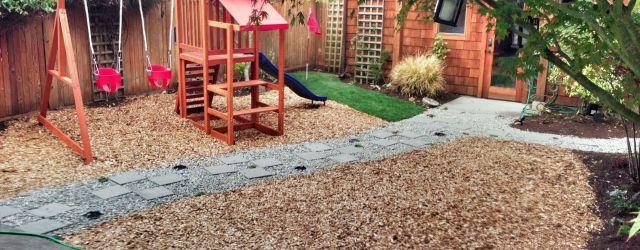 Wood Chip Garden Ideas