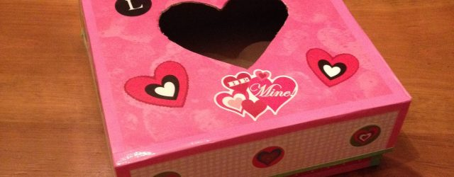 Valentine Shoe Box Decorating Ideas For Girls