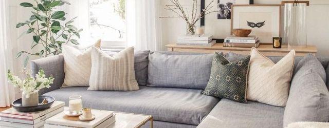 Gray Living Room Decor