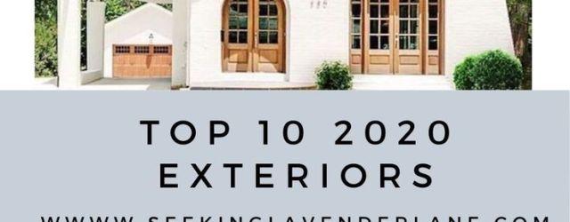 Trending Exterior House Colors 2020