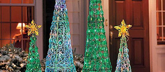 Animated Christmas Outdoor Decorations Clearance