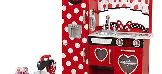 Mickey Mouse Kitchen Set