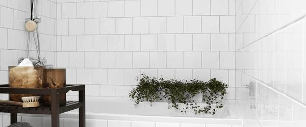 White Bathroom Tile Ideas