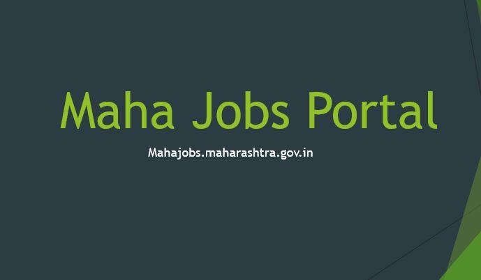 Maha Jobs Portal