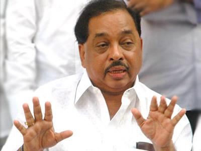 अहमदाबादेत अहमदाबादेत CM किंवा शहांना भेटलो नाहीः राणे