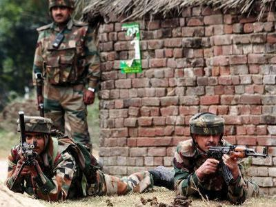 जम्मू-काश्मीर: चकमकीत 'लष्कर-ए-तोयबा'चे २ दहशतवादी ठार