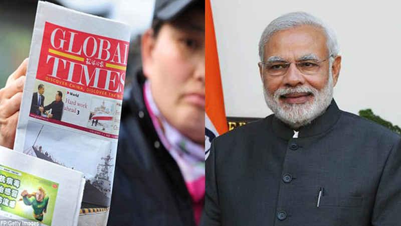 मोदींनी भारताला बेजबाबदार संघर्षात ढकलू नये, चीनची पुन्हा धमकी