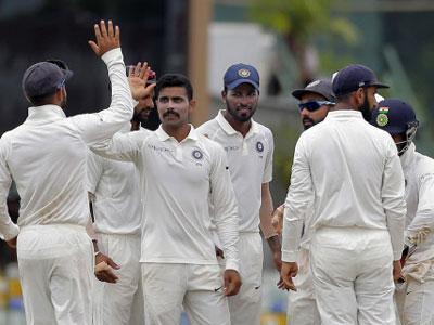 भारताकडून श्रीलंकेचा धुव्वा, मालिका जिंकली