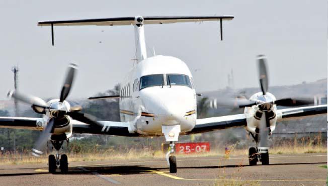 आजपासून कोल्हापूर-मुंबई विमानसेवा