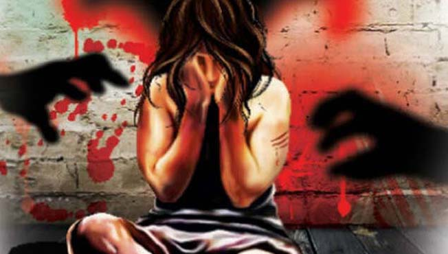 तीन वर्षांच्या मुलीवर बलात्कार : भोसरीतील घटना