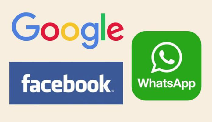 'चाईल्ड पॉर्न' : फेसबुक, गुगल, व्हॉट्सअॅपला लाखाचा दंड