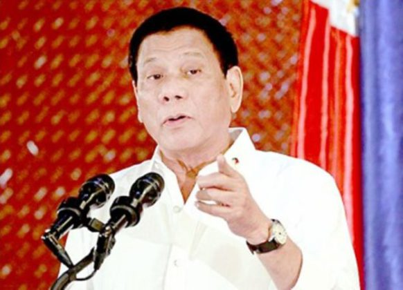 फिलीपाईन्सच्या अध्यक्षांची चीनला युद्धाची धमकी