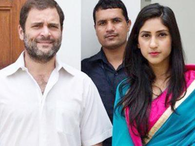 राहुल गांधींसोबत लग्न नाही; ते तर माझे भाऊ: आमदार आदिती सिंह