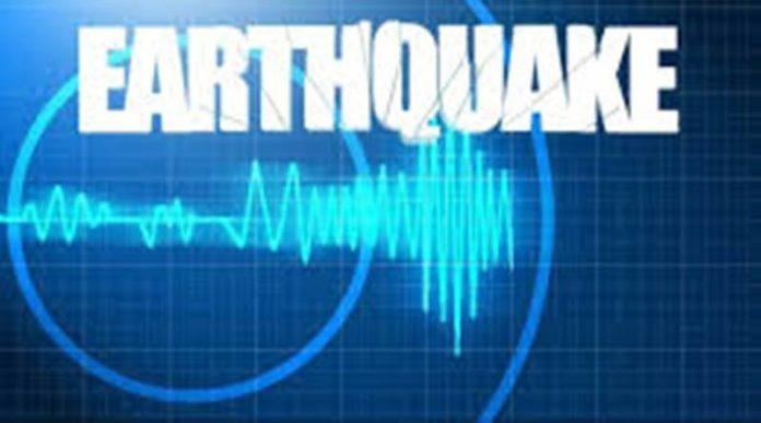 उत्तर भारतात 6.2 रिक्टर स्केलचा भूकंप