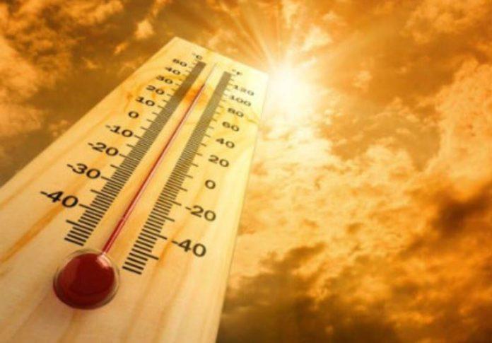 उत्तर भारतात उष्णतेची तीव्र लाट…