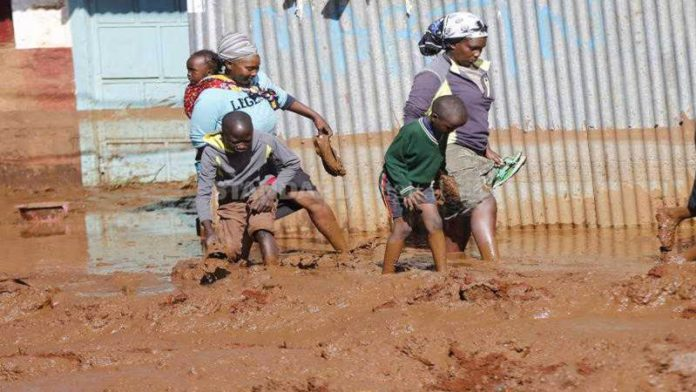 केनियामध्ये धरण फुटल्यामुळे 35 जणांचा मृत्यू