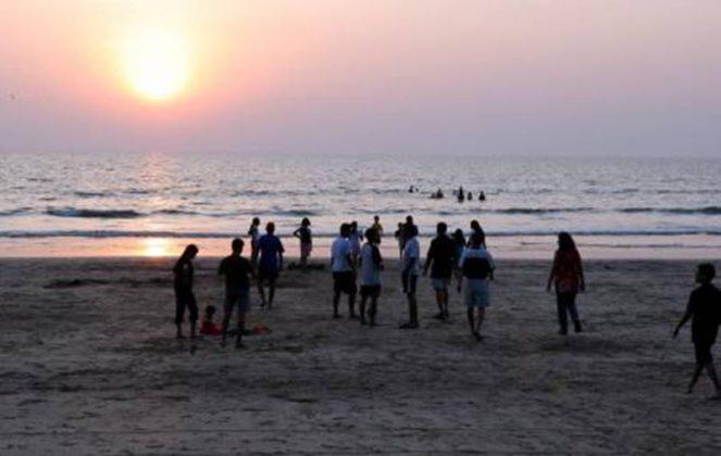 कोपरखैरणेतील 3 युवक समुद्रात बुडाले ; दोघांचे मृतदेह सापडले
