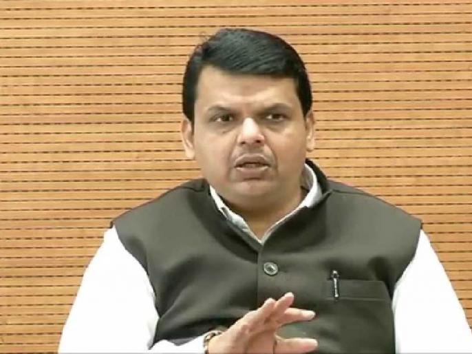 BJP led govt falls in Maharashtra within two days ; Devendra Fadnavis resigns as CM today