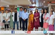 जागतिक महिला दिन : डॉ. डी. वाय. पाटील हॉस्पिटलमध्ये मोफत कर्करोग निदान व उपचार शिबिर