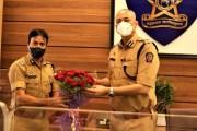 Breaking News |पिंपरी-चिंचवडच्या नवनियुक्त पोलीस आयुक्तांनी पदभार स्वीकारताच 'पालकमंञी अजित पवार' त्यांच्या भेटीला