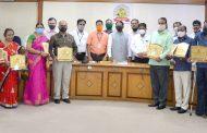 पिंपरी चिचवड महापालिकेचे १५ अधिकारी, कर्मचारी सेवानिवृत्त