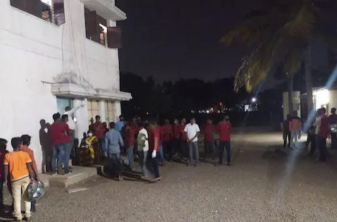 लातूरमध्ये एका वसतीगृहातील 40 विद्यार्थ्यांना कोरोनाची लागण