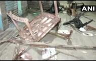 TMC चे आमदार निहार रंजन घोष यांच्या घरासह कार्यालयाची अज्ञात व्यक्तींकडून जबरदस्त तोडफोड