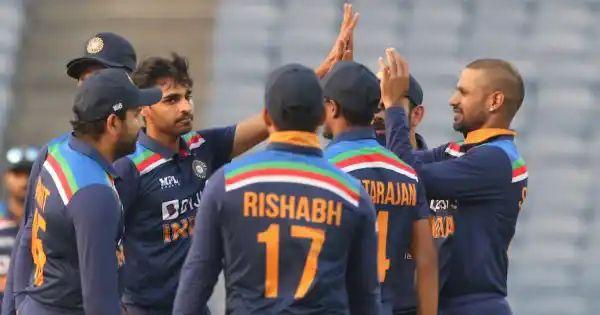भारताचा इंग्लंडवर ७ धावांनी विजय; एकदिवसीय क्रिकेट मालिकेत विजेतेपद