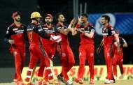शाहबाजची शानदार गोलंदाजी, मॅक्सवेलचे अर्धशतक; बंगळुरुची हैदराबादवर 6 धावांनी मात