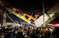 भीषण! रस्त्यांवरुन वाहनं जात असतानाच मेट्रो ट्रेनसहित पूल कोसळला; अपघातात २० जणांचा मृत्यू