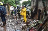 गोवंडीत इमारतीचा भाग कोसळला; तिघांचा मृत्यू, दहा जण जखमी
