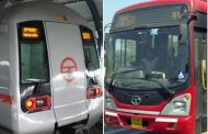 दिल्ली मेट्रो, बस पूर्ण क्षमतेने सुरू; भूकंपाच्या धक्क्यांनी प्रवासी हादरले