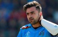 वर्ल्डकपसाठी टीम जाहीर होताच अफगाणिस्तानच्या राशिद खानने सोडलं कर्णधारपद