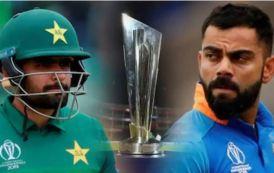 IND Vs PAK, T20 World Cup 2021: हाय व्होल्टेज सामन्यात भारताचा दारूण पराभव