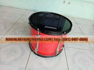 Pembuat Snare Drum Black Panther Tobelo