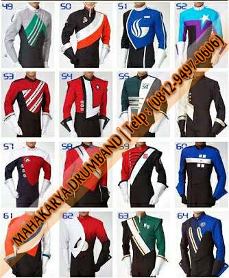 Supplier Kaos Seragam Drumband