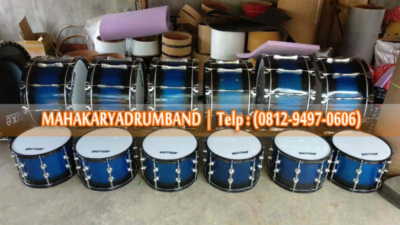LIMITED!!! +62812 9497 0606  Pemasok Mayoret Drumband 1 Set Full Arga Makmur