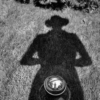 """Vivian Maier """"Self-Portrait"""" Undated"""