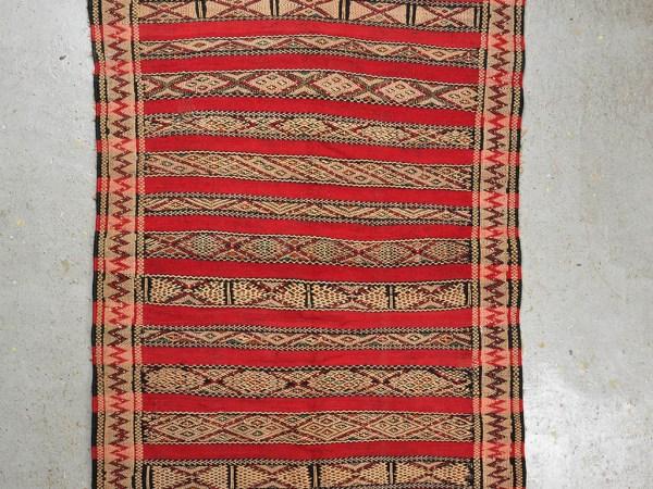 vintage moroccan rug 2
