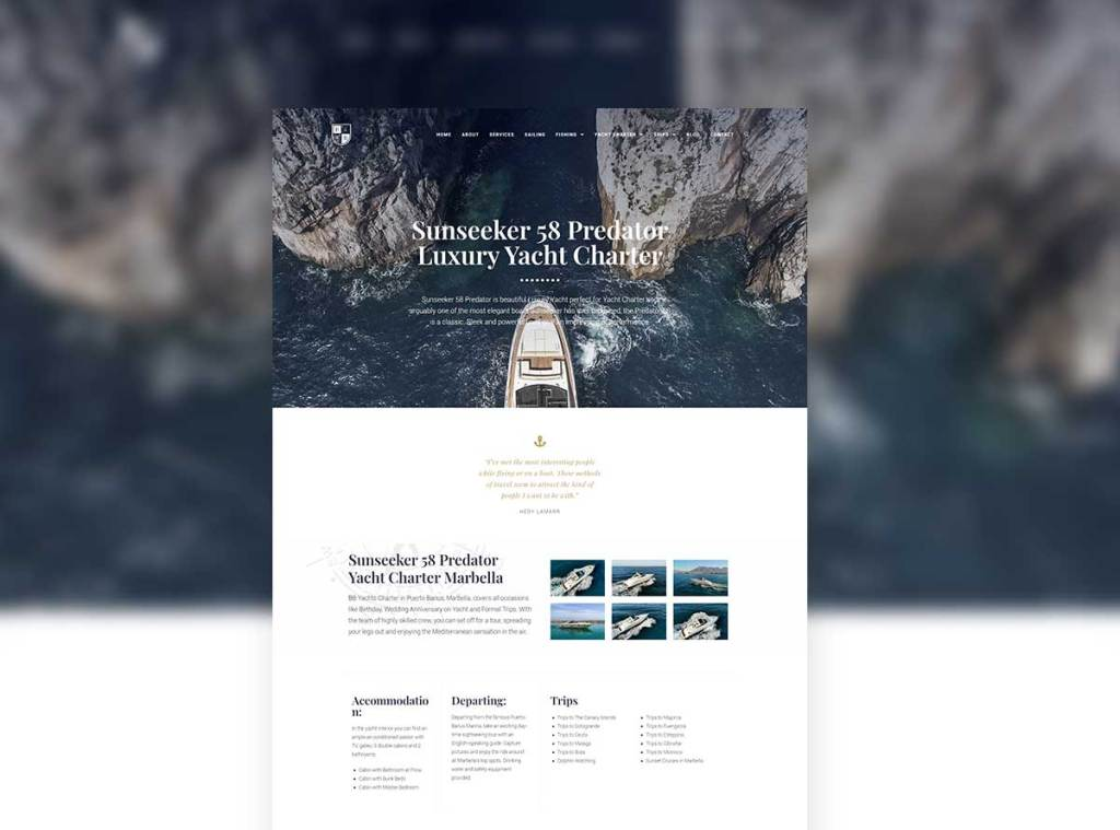 Landing Pages Website Design Marbella