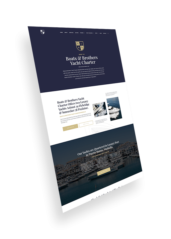 Website Design Marbella
