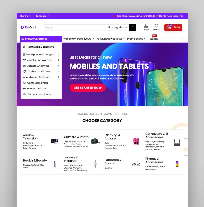 REHub - Price Comparison Multi Vendor Marketplace Affiliate Marketing Community Theme