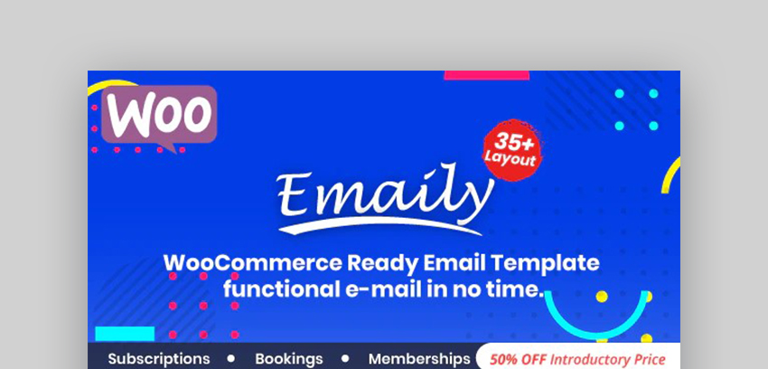 Emaily woocommerce subscription reminder email
