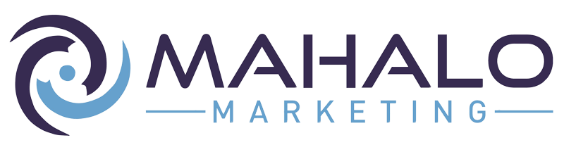 Mahalo Marketing Logo