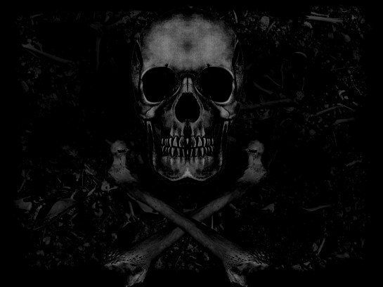 dark-skull-and-crossbones-wallpaper