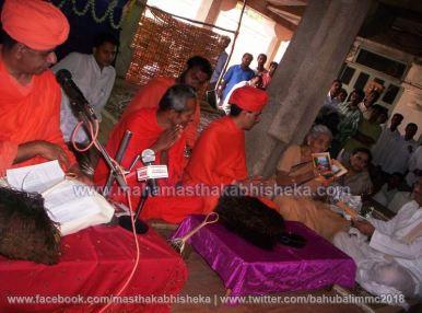 Mahamastakabhisheka-2006-Acharya-Sri-Vardhamansagarji-Maharaj-Mangala-Pravesh-0024