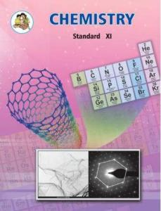 11th state board book Chemistry