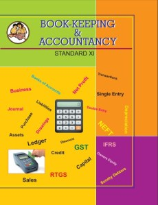 11th state board book Book Keeping and Accountancy
