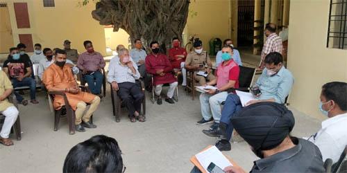 काशीपुर : नहीं लगेगा चैती मेला, लगेंगी केवल प्रसाद की दुकानें